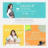 배너, 웹배너 (배너), 팝업, 한국인, 교육 (주제), 학교건물 (교육시설), 학생, 교복, 고등학생, 십대 (인간의나이), 인터넷강의