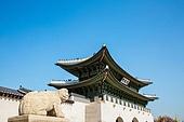 광화문, 전통문화, 고궁, 한국문화, 해태 (가상존재)