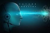 4차산업혁명, 로봇, 첨단기술, 초현대적 (컨셉), 인공지능, 로보어드바이저 (로봇)