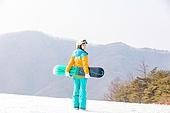 겨울, 스키장, 겨울스포츠