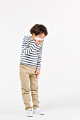 한국인, 어린이 (인간의나이), 마스크 (방호용품), 감기, 질병, 기침, 스모그 (대기오염), 대기오염