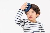 한국인, 어린이 (인간의나이), 감기, 질병, 열 (질병)