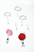 스케치, 점선(묘사), 드로잉작품(미술품), 꽃, 유칼립투스(유칼립투스나무), 컨셉