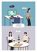라이프스타일, 라이프밸런스 (컨셉), 인생 (컨셉), 일 (신체활동), 취미, 비즈니스우먼, 출퇴근 (여행하기), 와인