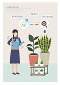 라이프스타일, 공해, 스모그 (대기오염), 환경보호 (환경), 질병, 보호 (컨셉), 화분