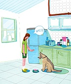 라이프스타일, 독신 (역할), 싱글라이프 (주제), 애완동물 (길든동물), 훈련, 강아지