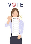 투표 (선거), 선거, 캠페인, 연례행사 (사건), 투표인증 (투표), 투표용지