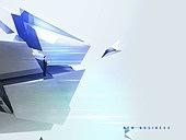 비즈니스, 백그라운드, 비즈니스맨, 초현대적 (컨셉), 산업, 기술, 미니어쳐 (공예품), 신기술, 도형