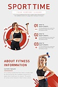 편집디자인, 이벤트페이지, 브로슈어, 전단지, 운동, 근육질 (사람체격), 헬스클럽 (레저시설), 다이어트, 한국인, 여성, 20-29세 (청년), 취미