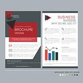 편집디자인, 브로슈어, 서류 (인쇄매체), 레이아웃, 비즈니스, 카피스페이스, 도형