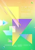 백그라운드, 기하학모양 (도형), 도형, 패턴, 포스터, 디자인