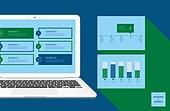 그래프, 도표 (시각교재), 디자인엘리먼트, 벡터파일, 보고서, 비즈니스, 인포그래픽, 파워포인트 (이미지), 프로세스, 프리젠테이션 (연설)