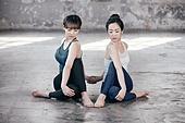 한국인, 여성, 요가, 건강한생활 (주제), 요가 (이완운동)