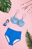 오브젝트 (묘사), 여름, 계절, 비키니, 수영복, 선글라스