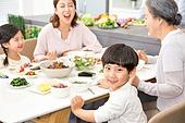 가족과의 식사