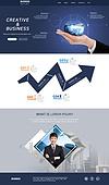웹템플릿, 메인페이지 (이미지), 비즈니스, 비즈니스 (주제), 금융, 글로벌, 도시, 홈페이지