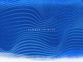 백그라운드, 물 (자연현상), 파랑, 바다, 여름, 물결, 수채화 (회화기법), 패턴