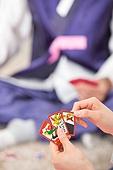 한국명절 (한국문화), 한복, 화투