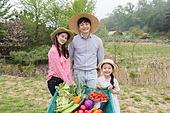 가족, 농부 (농수산업), 귀농, 수확 (움직이는활동)