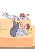 육아, 아기 (인간의나이), 남편, 육아대디 (아빠), 가족, 라이프스타일, 플레이 (움직이는활동), 아빠