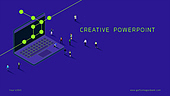 파워포인트, 메인페이지, 비즈니스, 미니어쳐 (공예품), 도움, 협력 (컨셉), 팀워크 (협력), 직업 (역할)