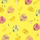시원한 여름 패턴