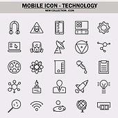 벡터파일 (일러스트), 아이콘, 아이콘세트 (아이콘), 모바일아이콘, 웹아이콘, 픽토그램, 라인아이콘, 단순 (컨셉), 기술 (과학과기술), 과학, 학교과학실험 (과학), 4차산업혁명 (산업혁명), 연구 (주제), 인공지능, 과학의날