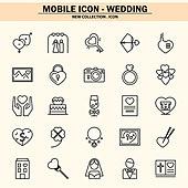 벡터파일 (일러스트), 아이콘, 아이콘세트 (아이콘), 모바일아이콘, 웹아이콘, 픽토그램, 라인아이콘, 단순 (컨셉), 축하이벤트 (사건), 결혼 (사건), 축하 (컨셉), 프로포즈 (축하이벤트), 사랑 (컨셉), 웨딩샵