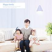 가족, 육아, 행복 (컨셉)