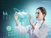 비즈니스, 4차산업혁명 (산업혁명), 첨단기술, 컴퓨터네트워크 (컴퓨터장비), 웨어러블컴퓨터 (정보장비), 스마트기기 (정보장비), 인공지능, 초현대적 (컨셉), Technology (Science and Technology)