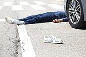 자동차, 도로, 바퀴, 교통사고