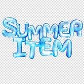 파워포인트 (이미지), PNG, 누끼 (컷아웃), 누끼, 여름, 문자 (문자기호), 알파벳, 상업이벤트 (사건), 얼음