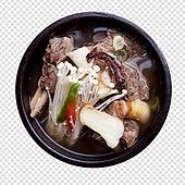 파워포인트 (이미지), PNG, 누끼 (컷아웃), 누끼, 음식, 갈비탕