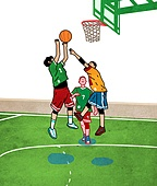스포츠, 생활체육, 라이프스타일, 운동, 건강한생활 (주제), 농구, 농구선수, 동호회, 슈팅 (스포츠활동)
