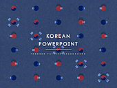 파워포인트, 메인페이지, 패턴, 태극무늬, 기념일, 대한민국
