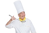 Chef's old man