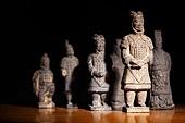 Terracotta Army still life