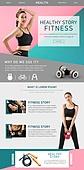 웹템플릿, 메인페이지 (이미지), 웹사이트 (유저인터페이스), 운동, 웨이트트레이닝 (근육강화운동), 다이어트, 건강관리 (주제), 여성, 헬스클럽 (레저시설), 체육관 (레저시설), 운동기구, 레이아웃