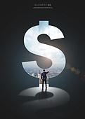 백그라운드, 비즈니스, 도전, 성공