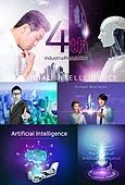 웹템플릿, 웹사이트 (유저인터페이스), 비즈니스 (주제), 회사건물 (건물외관), 비즈니스맨, 화이트칼라 (전문직), 비즈니스우먼, 그래프, 인공지능