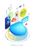사물인터넷, 기술, 4차산업혁명 (산업혁명), 4차산업혁명, 인공지능, 스마트폰, 태엽