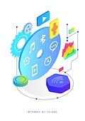 사물인터넷, 기술, 4차산업혁명 (산업혁명), 4차산업혁명, 인공지능, 블루투스, 와이파이