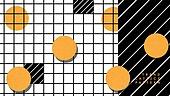 백그라운드, 도형, 패턴, 격자무늬 (패턴), 트렌드, 주황 (색상)