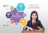 웹템플릿, 이벤트페이지, 교육 (주제), 학생, 생활계획표 (프로젝트), 그래프, 인포그래픽, 고등학생, 한국인, 여학생