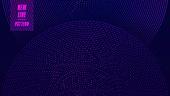 백그라운드, 점선 (묘사), 패턴, 강렬한빛 (발광), 속도 (컨셉), 파랑 (색상), 기술 (과학과기술)