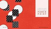 파워포인트, 메인페이지, 도형, 패턴, 격자무늬, 트렌드