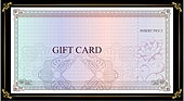 벡터파일 (일러스트), 상품권 (인쇄매체), 쿠폰, Gift, 인쇄매체 (정보장비), 패턴, 패턴 (묘사), 그라데이션, 홀로그램, 선물 (인조물건)