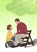 폐경기 (컨셉), 우울, 우울 (슬픔), 노인 (성인), 부부, 위로, 희망