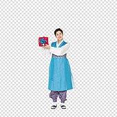 PNG, 누끼, 전통문화 (주제), 한복, 한국인, 추석 (한국명절), 선물상자 (상자), 남성