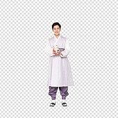 그래픽이미지, 파워포인트 (이미지), PNG, 누끼, 한국명절 (한국문화), 한복, 한국인, 남성